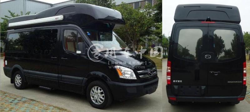 二手金龙牌XMQ5040XLJ05旅居车