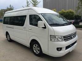 二手福田牌BJ5039XLJ-V2旅居车