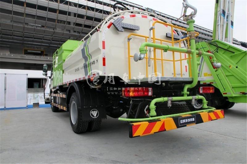 福田8方高压清洗车图片3