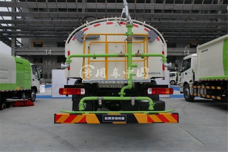 福田12方高压清洗车图片3