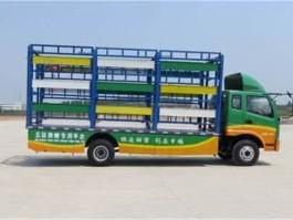 HQG6660EA4二手养蜂车