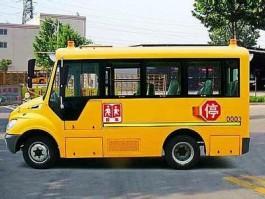 幼儿园专用校车