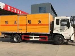 二手欧曼6米2国五爆破器材运输车