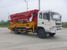 二手东风31米混凝土臂架泵车