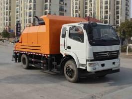 二手东风牌混凝土泵车