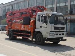 二手东风科尼乐牌混凝土泵车