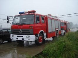 东风143水罐消防车