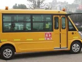 二手19座五菱幼儿园校车