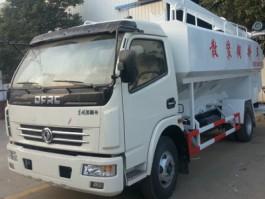 二手程力威CLW5110ZSLE5型散装饲料运输车