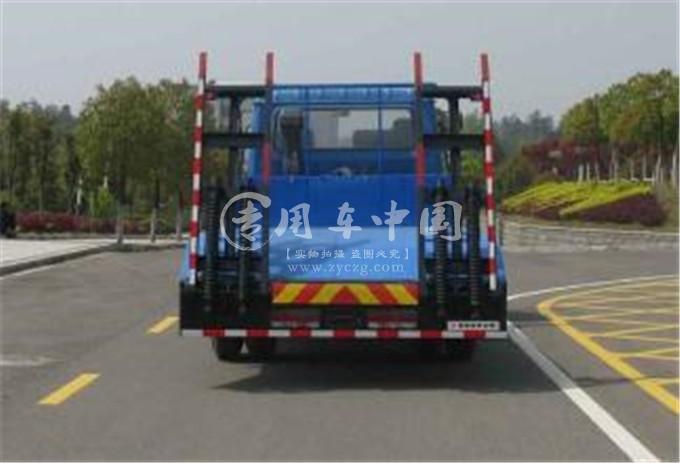 12吨东风神宇145平板运输车