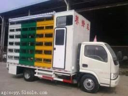 二手小型东风养蜂车