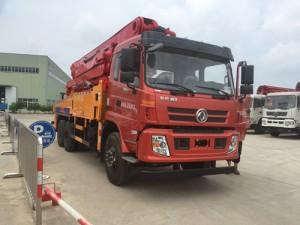 东风36米泵车厂家报价以及参数