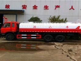 二手东风5吨CLW5073GSS4运水车