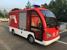 电力消防车 (5)
