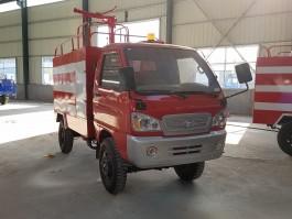 凯马小型消防车 (5)