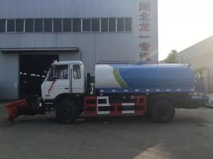 东风装饮用水水车