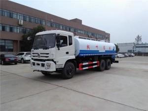 东风双桥20吨运水车