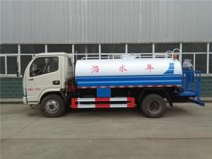 东风多利卡5吨运水车