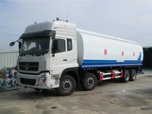 东风天龙30吨运水车