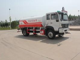 重汽ZZ1161H501GE1绿化喷洒车底盘