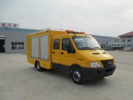 南京依维柯双排救险车 (5)