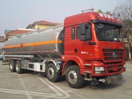 陕汽SX1320MCB铝合金运油车底盘
