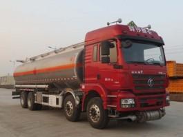 陕汽SX5310GYYMB6铝合金运油车底盘