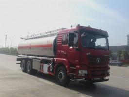 陕汽SX5250GYYMB4铝合金运油车底盘