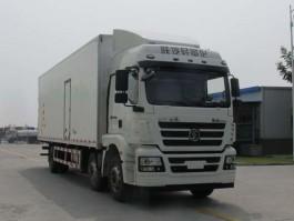 陕汽SX1250MA9冷藏车底盘