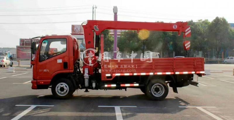 程力凯马2吨随车吊价格