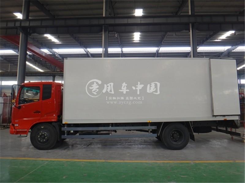 东风天锦6.5米冷藏车
