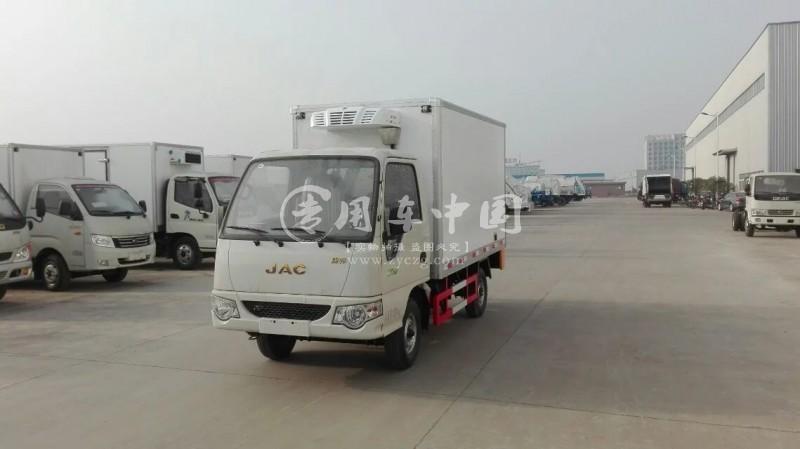 江淮康铃小型冷藏车