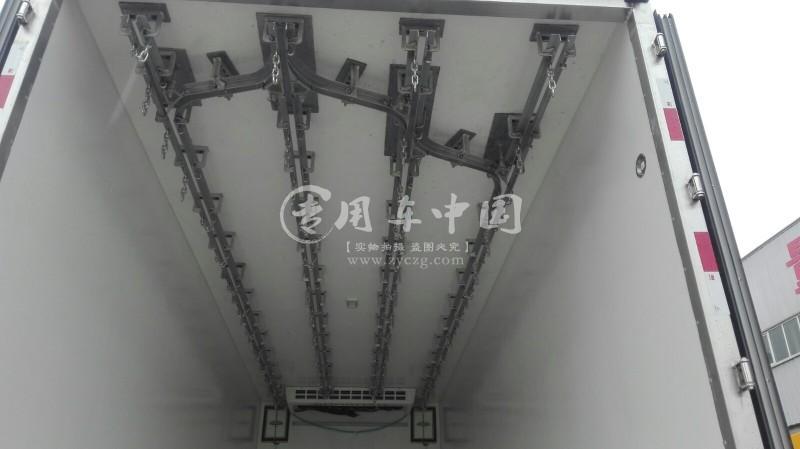 江南解放J6型7米冷藏车