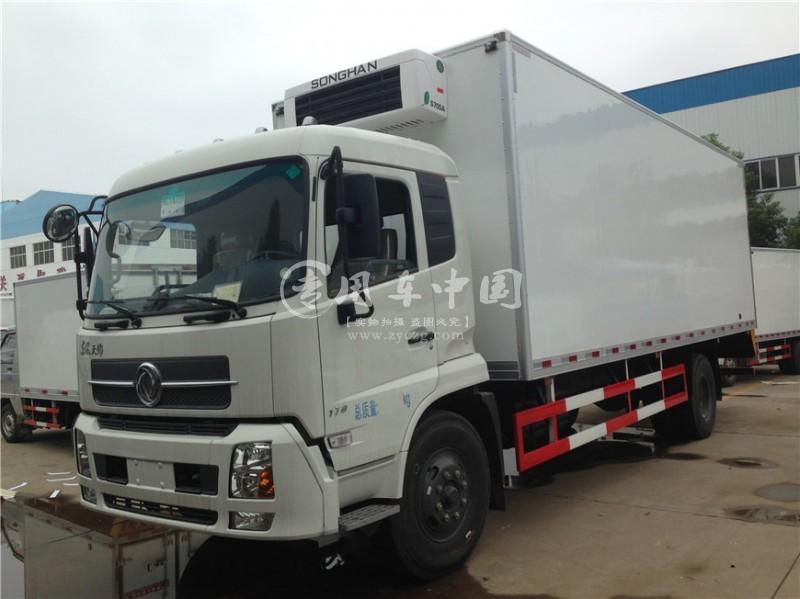 江南东风天锦6米冷藏车