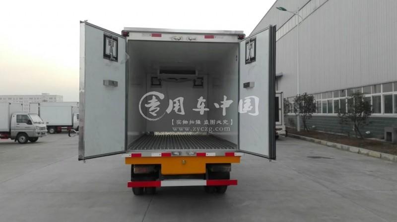 江南五十铃4.2米冷藏车