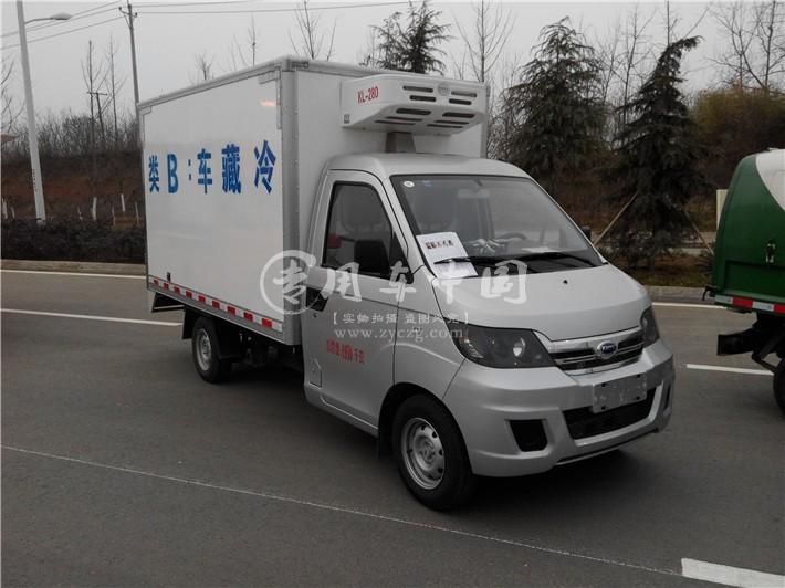 江南开瑞小型冷藏车