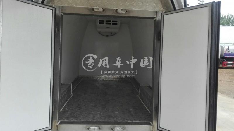 江南福田豪华G7面包冷藏车