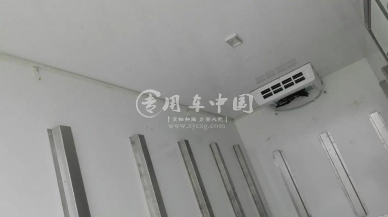 江南江淮帅铃3米小型冷藏车