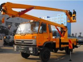 东风145型18米高空作业车