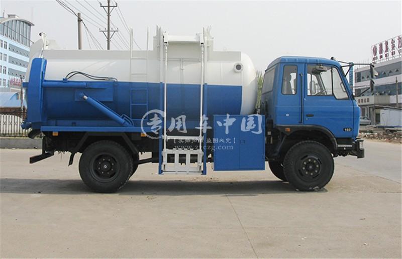 江南东风145餐厨垃圾车