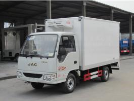 江淮3米小型冷藏车
