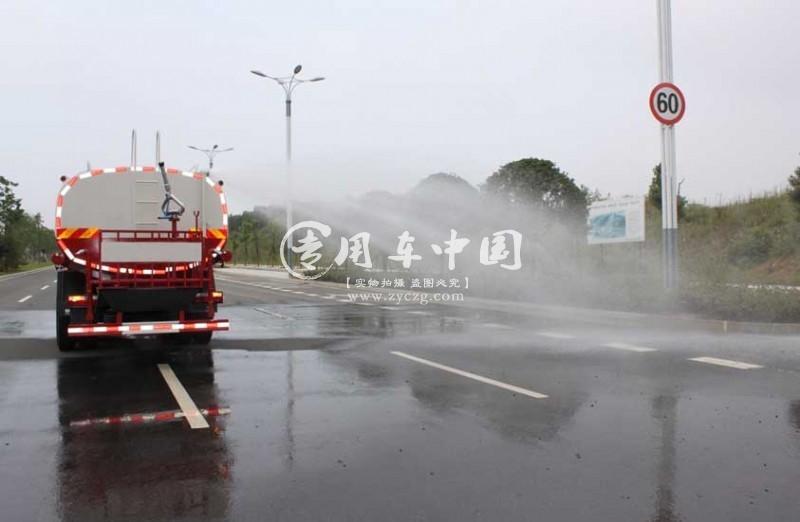 东风153 18吨洒水车