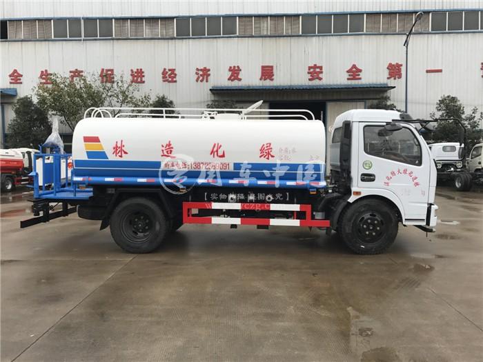 东风9.2吨洒水车