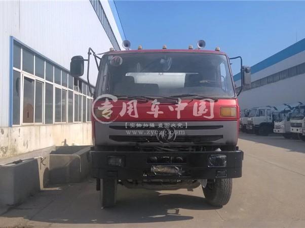 东风153型5方商砼车