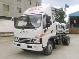江淮骏铃V6 3.8米仓栅车 (5)