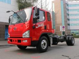 解放J6F4.2米蓝牌仓栅车 (6)