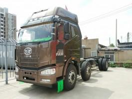 一汽解放J6M 9.5米仓栅车 (3)