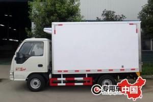 最新3米冷藏车价格表