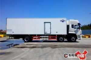 最新东风9米冷藏车报价¥37.2万
