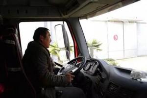 """大货车司机有了""""定制""""保险"""